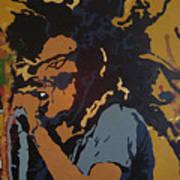 Get Up Stand Up Art Print