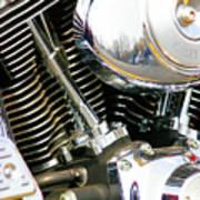 Get Your Motor Running Art Print