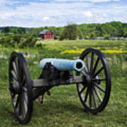Gettysburg National Military Park Art Print