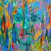 Ghost Tears Art Print