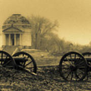 Ghosts Of Vicksburg Art Print