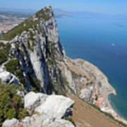 Gibraltar Art Print
