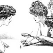 Gibson Girls 1904 Art Print