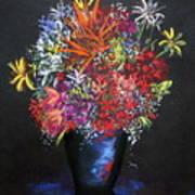 Gifts Of The Garden Art Print