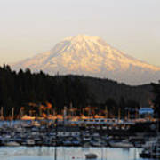 Gig Harbor Art Print