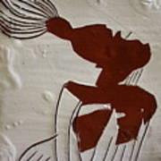 Gigi - Tile Art Print