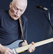 Gilmour #003 By Nixo Art Print