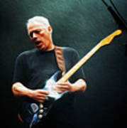Gilmour #7602 By Nixo Art Print
