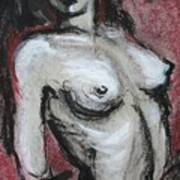 Gipsy Fire - Nudes Gallery Art Print
