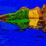 Girl 1505502 Art Print