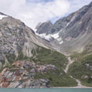 Glaciated Valley Art Print