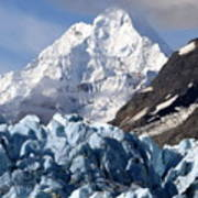 Glacier Bay Alaska Photograph Art Print