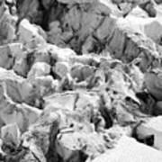 Glacier Overlook Art Print