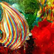 Glass Sea Art Print
