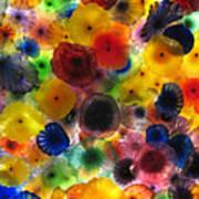 Glass Splendor Art Print
