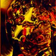 Glassman Art Print