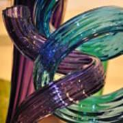 Glassworks 2 Art Print