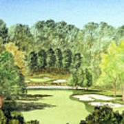 Glen Abbey Golf Course Canada 11th Hole Art Print