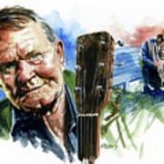 Glen Campbell Art Print