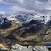 Glencoe - Scotland Art Print