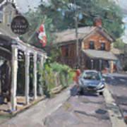 Glen Williams Ontario Art Print