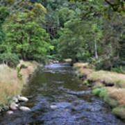 Glendasan River. Art Print