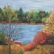 Glenmore Park Art Print