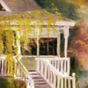 Glenridge Porch Art Print