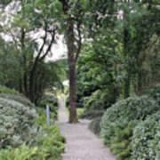 Glenveagh Castle Gardens 4305 Art Print