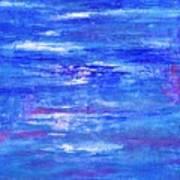 Glints On The Water Art Print