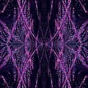 Glitter Explosion Art Print