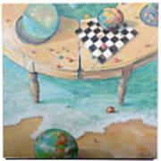 Global Strategy Art Print