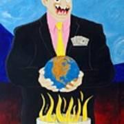 Global Warming Truth Art Print