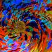 Globe Nebula Art Print