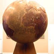 Globed  Art Print