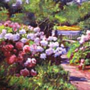 Glorious Blooms Art Print