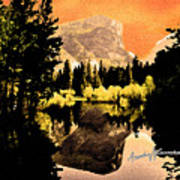 Glorious Yosemite Art Print