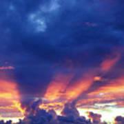 Glory Cloud Art Print