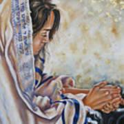 Glory In His Name Print by Ilse Kleyn
