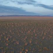 Gobi Desert Art Print
