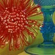 Goblet Bow Art Print