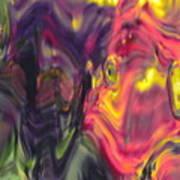 Trickster Goblins Of Our Minds Art Print