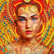 Goddess 224 Art Print