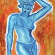 Goddess Art Print
