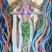 Goddess Of Intention Art Print