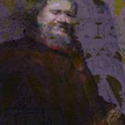 Goerge Bahgory Art Print