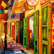 Going Back To New Orleans Art Print