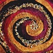 Gold And Glitter 56 Art Print