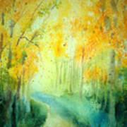 Golden Arches Ll Art Print