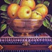 'golden Delicious' Art Print